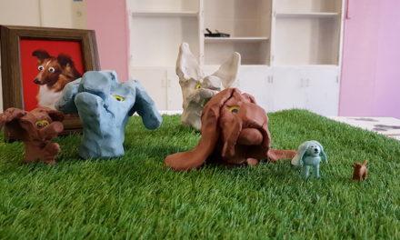 L'Articho et les chiens sont les invités de Microphasme