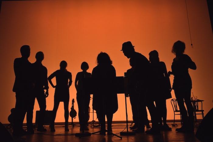 Huit artistes et des «chansons primeurs»