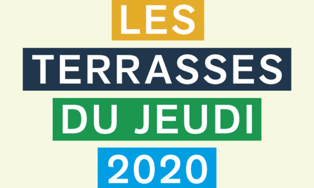Les 20 ans des Terrasses du jeudi en 2021