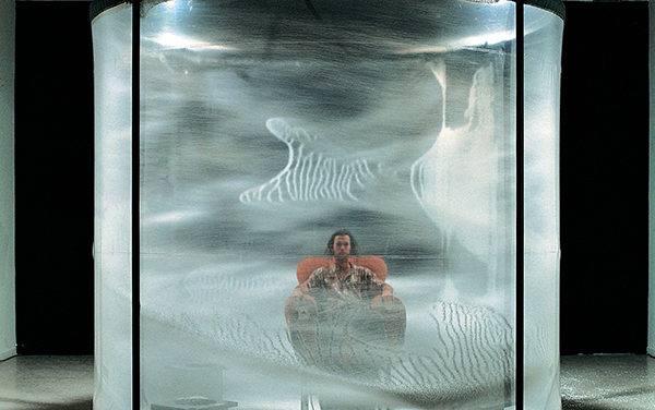 Dans l'univers hypnotique de Lawrence Malstaf