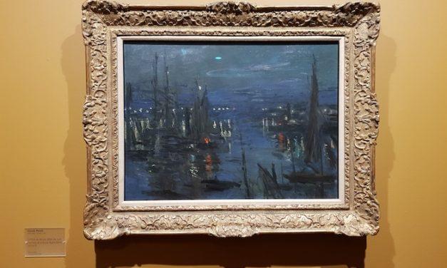 Le monde de la nuit s'illumine au MuMa au Havre