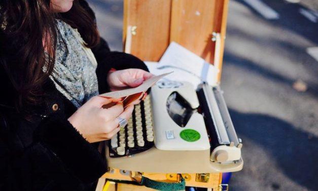 Pour Alice Baude, les voyages forment la poésie