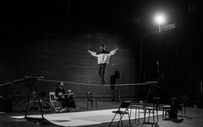 Arthur Sidoroff en quête d'équilibre