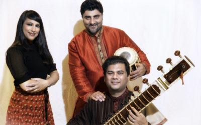 Shani Diluka pare Beethoven de couleurs indiennes