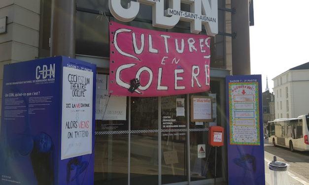 Les collectifs d'occupation des théâtres maintiennent leur mouvement