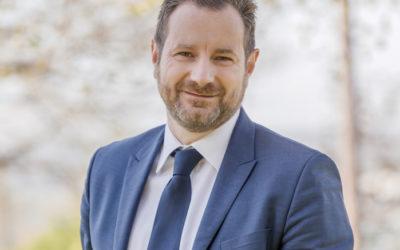 Laurent Bonnaterre : « Je souhaite consolider le réseau et co-construire avec les territoires »