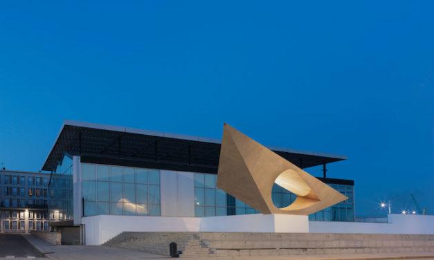 Annette Haudiquet : « ce bâtiment d'une grande souplesse garde un air de jeunesse incroyable »